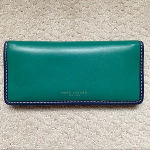 Marc Jacobs soft leather wallet